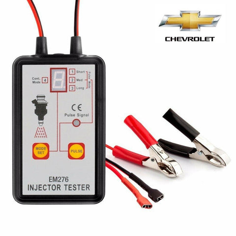 Chevrolet Fuel Injector Tester Diagnostic Tool