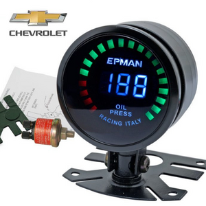 Chevrolet Oil Pressure Gauge