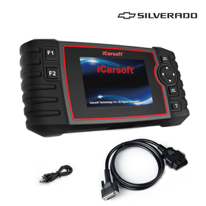 Chevrolet Silverado Diagnostic Scanner & DPF Regeneration Tool