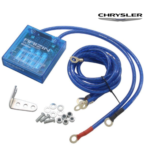 Chrysler Performance Voltage Stabilizer Boost Chip