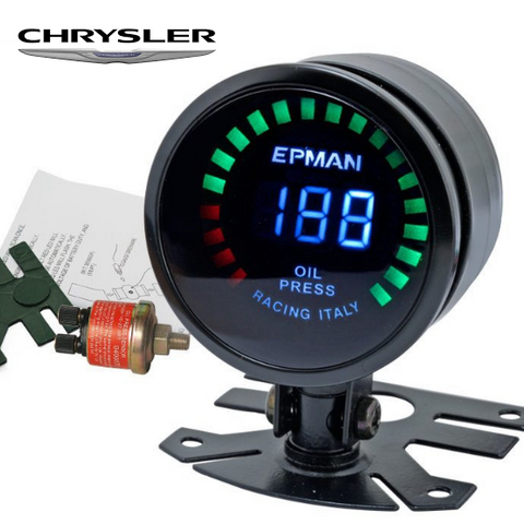 Chrysler Oil Pressure Gauge