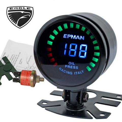 Eagle Oil Pressure Gauge