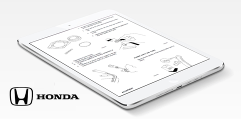 Honda Repair & Service Manual