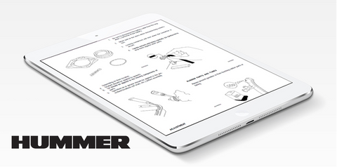 Hummer Repair & Service Manual – Choose Your Vehicle (Instant Access)
