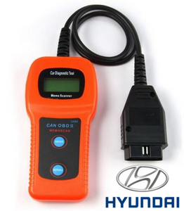 Hyundai U480 OBD2 Car Diagnostic Scanner Fault Code Reader