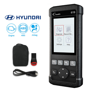 Hyundai SRS/Airbag, ABS & Engine Diagnostic Scanner Code Reader
