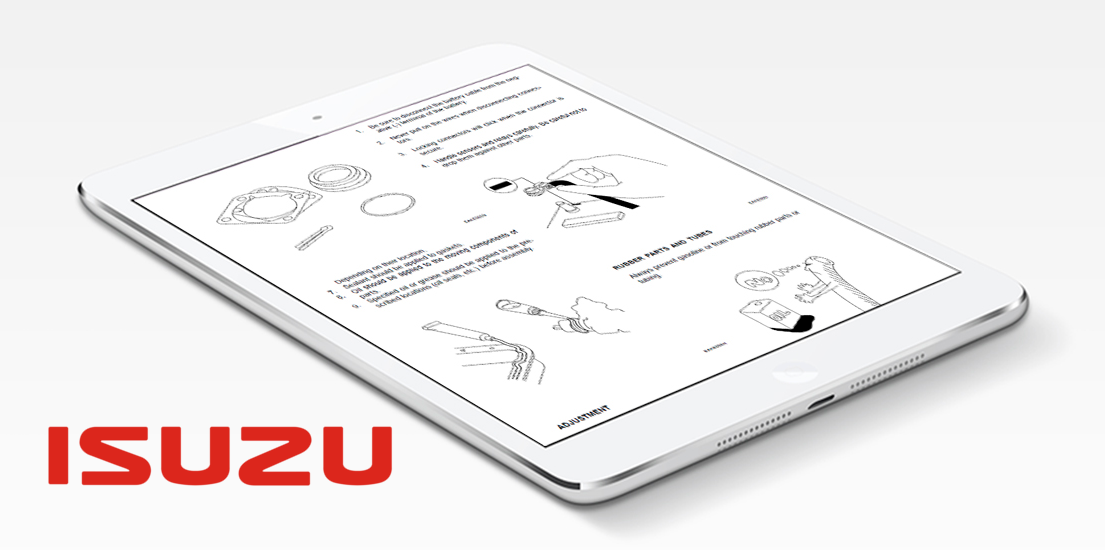 Isuzu Repair & Service Manual