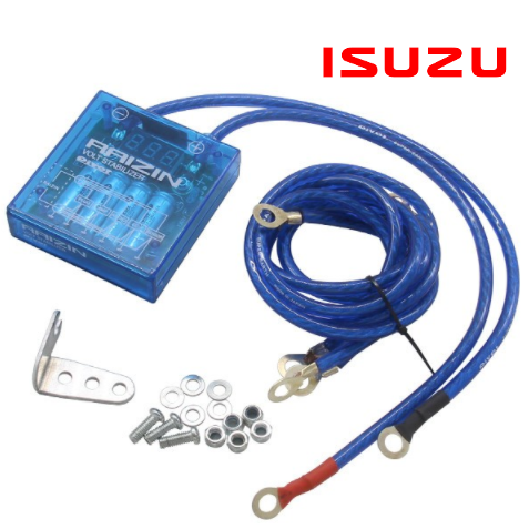 Isuzu Performance Voltage Stabilizer Boost Chip