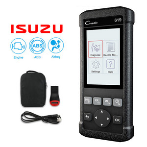 Isuzu SRS/Airbag, ABS & Engine Diagnostic Scanner Code Reader