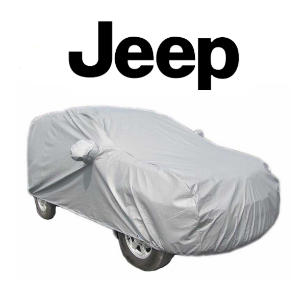 Car Cover for Jeep Vehicles