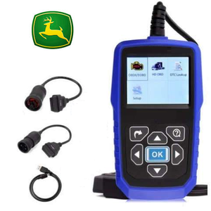 John Deere Diagnostic Scanner Fault Code Reader