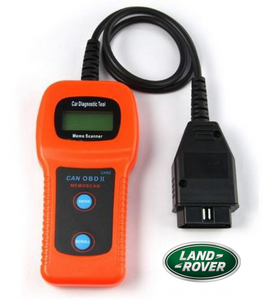 Land Rover U480 OBD2 Car Diagnostic Scanner Fault Code Reader