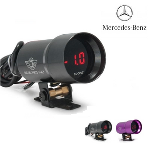 Mercedes-Benz Turbo Boost Gauge Kit