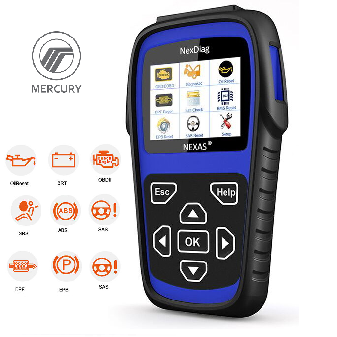 Mercury Multi Function Diagnostic Tool