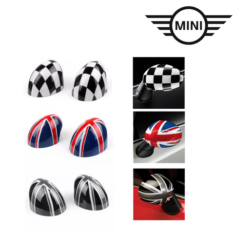 MINI Cooper Stylish Mirror Cover Caps