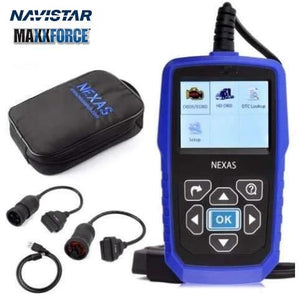 Navistar Engine Diagnostic Scanner Fault Code Reader