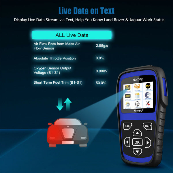 Lincoln Multi Function Diagnostic Tool
