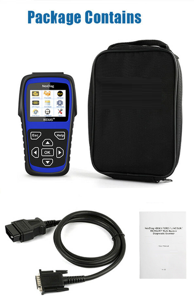 Ford Multi Function Diagnostic Tool