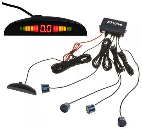 Car Parking Sensor Reverse Backup Radar System