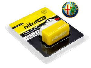 Alfa Romeo Plug & Play Performance Chip Tuning Box