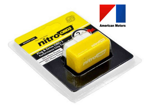 American Motors Plug & Play Performance Chip Tuning Box