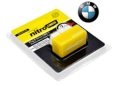 BMW Plug & Play Performance Chip Tuning Box