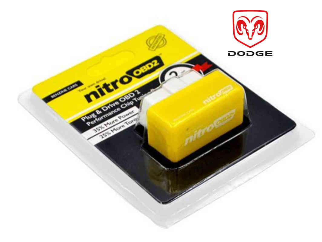 Dodge Plug & Play Performance Chip Tuning Box