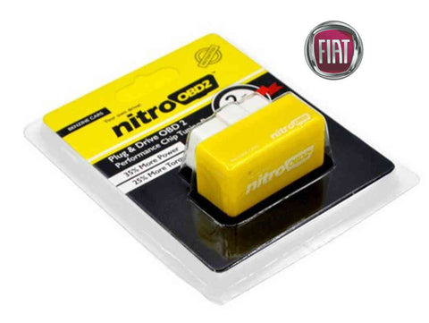 Fiat Plug & Play Performance Chip Tuning Box