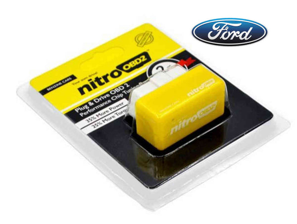 Ford Plug & Play Performance Chip Tuning Box