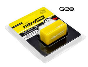 Geo Plug & Play Performance Chip Tuning Box