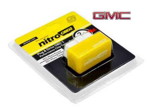 GMC Plug & Play Performance Chip Tuning Box