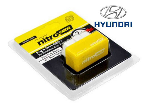 Hyundai Plug & Play Performance Chip Tuning Box