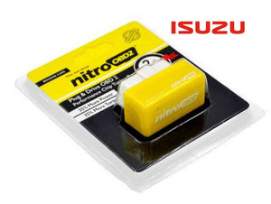 Isuzu Plug & Play Performance Chip Tuning Box
