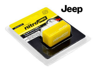 Jeep Plug & Play Performance Chip Tuning Box