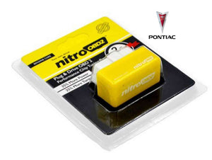 Pontiac Plug & Play Performance Chip Tuning Box