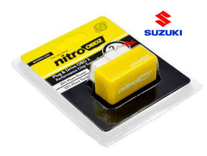 Suzuki Plug & Play Performance Chip Tuning Box