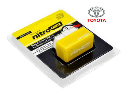 Toyota Plug & Play Performance Chip Tuning Box