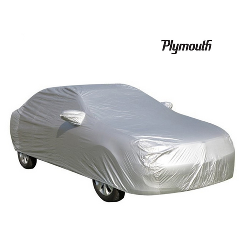 Car Cover for Plymouth Vehicle