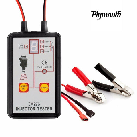 Plymouth Fuel Injector Tester Diagnostic Tool