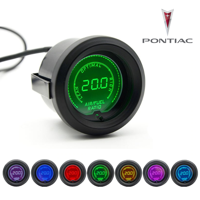 Pontiac Air/Fuel Ratio Gauge
