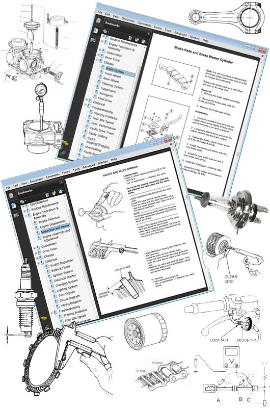 Toyota Repair & Service Manual – Choose Your Vehicle (Instant Access)