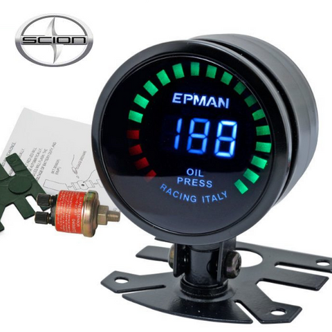 Scion Oil Pressure Gauge