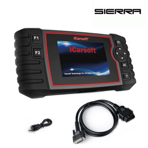 GMC Sierra Diagnostic Scanner & DPF Regeneration Tool