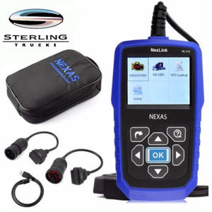 Sterling Truck Diagnostic Scanner Fault Code Reader