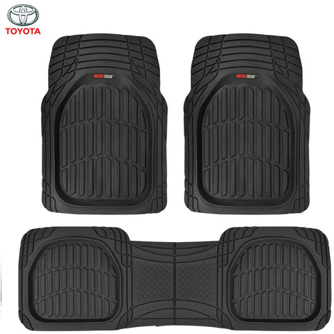 Toyota Truck Heavy Duty Rubber Floor Mats