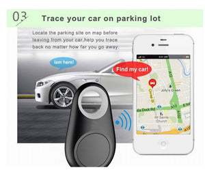 Bluetooth GPS Tracking Locator