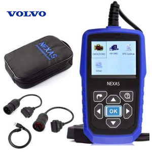 Volvo Truck Diagnostic Scanner Fault Code Reader