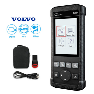 Volvo SRS/Airbag, ABS & Engine Diagnostic Scanner Code Reader