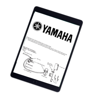 Yamaha Motorcycle Repair & Service Manual – Choose Your Motorcycle (Instant Access)