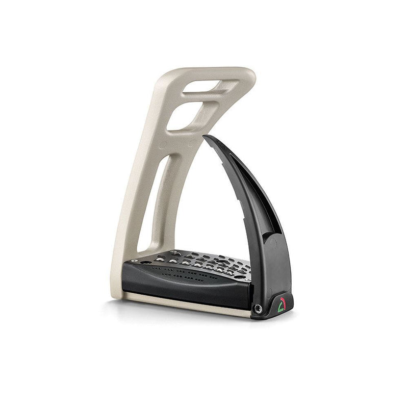 Safe Riding S1 Stirrups - Champagne